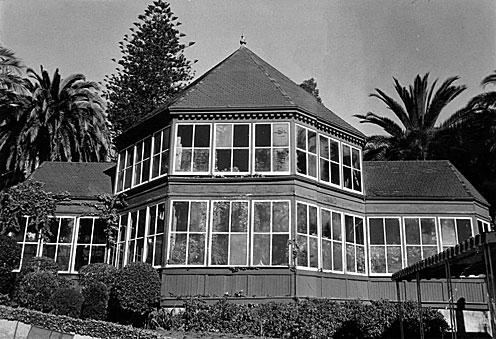 Sunnyside Conservatory, 1975